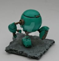Rotund Minibot by SpaceCowSmith