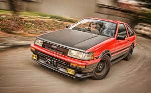 Ae86 Levin by ateng1