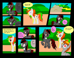 Mlp Comic My Little Filly page 2 by MlpWreck12345