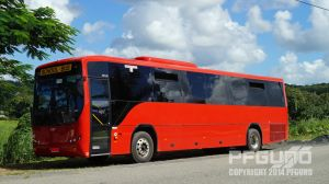 Daewoo BH117L School Bus by pfgun0