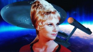 Grace Lee Whitney Yeoman Janice Rand XV by Dave-Daring