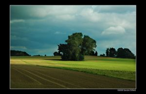 German landscape by grugster