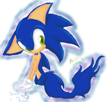Sonic - New Color Style by Asikku