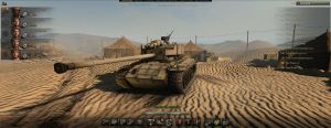 World of tanks: Meet Warhawk by PurplePhantom104