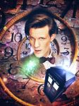 11th Doctor by SimmonBeresford