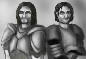 Farkas and Vilkas by channet