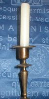 Items stock 2 - candlestick by Finsternis-stock