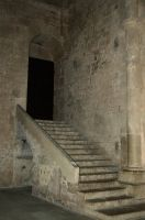 Abbey IV stairs by morana-stock
