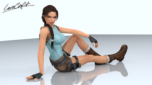 Lara Croft by TheRaiderInside
