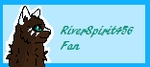RiverSpirit456 Fan :Stamp: by purrsians
