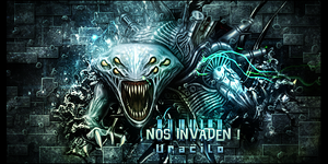 Nos Invaden by UraDesing