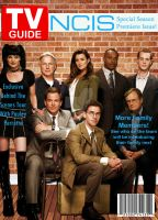 NCIS TV Guide cover by shadowlovinfanbunny