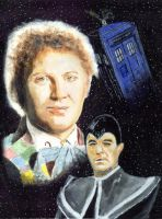 The Sixth Doctor by solman1