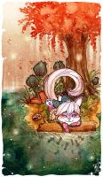 My lil' Sanctuary by WhiteRum