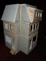 Les Shoppes Dollhouse Project: WIP 11 by kayanah