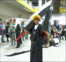 Ichigo Bankai by MJ-Cosplay