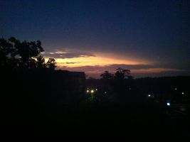 Darker Sunset by forever--yours