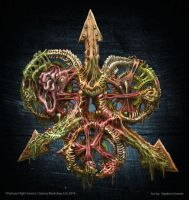 Nurgle-Symbol---Stephen Somers by StephenSomers