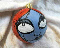 Nightmare Before Xmas Sally by CherriKiss