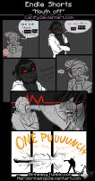 Bad Mouth (Endle Short Comic Collab) by Carify
