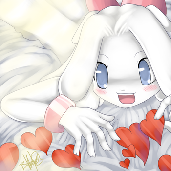Flower's Hearts by Tigara-Chan