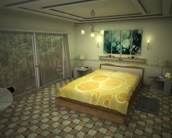My First Bedroom by AlperEsin