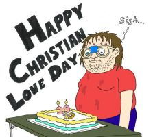 Christian Love Day '11 by Xanabit