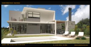 Country House Miraflores 001 by Architecture-Digital