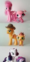 MY LITTLEST PET SHOP PONIES by Oak23