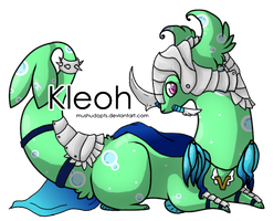 Costume Entry - Kleoh by AliceTheHunted