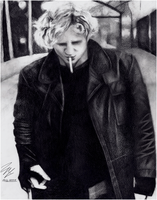 Layne Staley by Woodstockowa