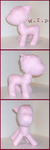 New Pony Pattern WIP by beanchan