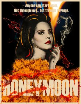 HONEYMOON Poster 2 by Madonna1250