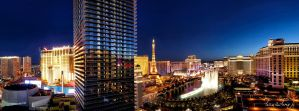 Las Vegas Strip by tt83x