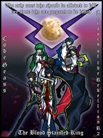 Code Geass R2: The Bloody King by Kiarou