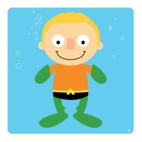 aquaman by striffle