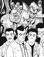 Ghostbusters by rogerjohnson
