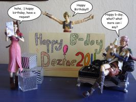 Happy Birthday Dezrae2011 by Miss-Sweetlivvy
