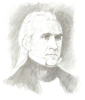 James K. Polk by bcstroud