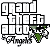 Grand Theft Auto 5 Los Angeles by InterGlobalFilms