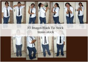 Black Tie Pack by Insan-Stock