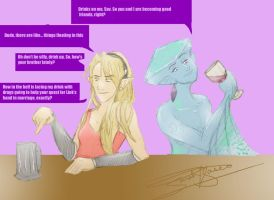 Savryl's Quest for a Decent Bar Buddy Part 6 by Nativa-Basco