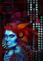 Alice in Technoland by chostopher