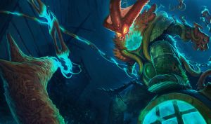 Thresh - Splash ART 2# skin by Runningboxdesign