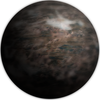 Planet 14 PNG by Didier-Bernard