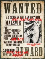 [PI] Wanted by Magic92