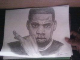 Jay-Z by youngwiz