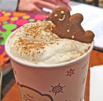 Gingerbread Latte by blackbiscuit