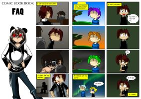Comic Book Book - The Book: FAQ by TrebleChibi