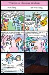 When no one is watching (Rainbow Dash) by Taco-slayer